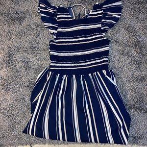 Boutique along Flowy Dress
